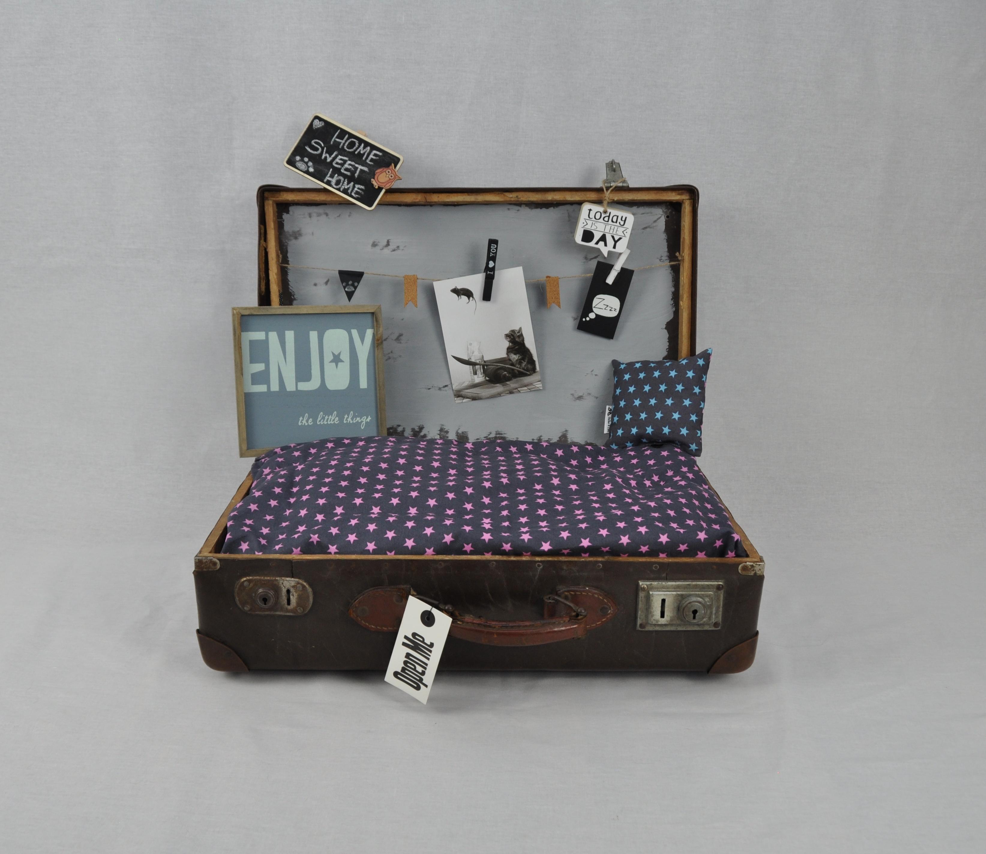kofferk rbchen 2 0 zucker und zimt design. Black Bedroom Furniture Sets. Home Design Ideas