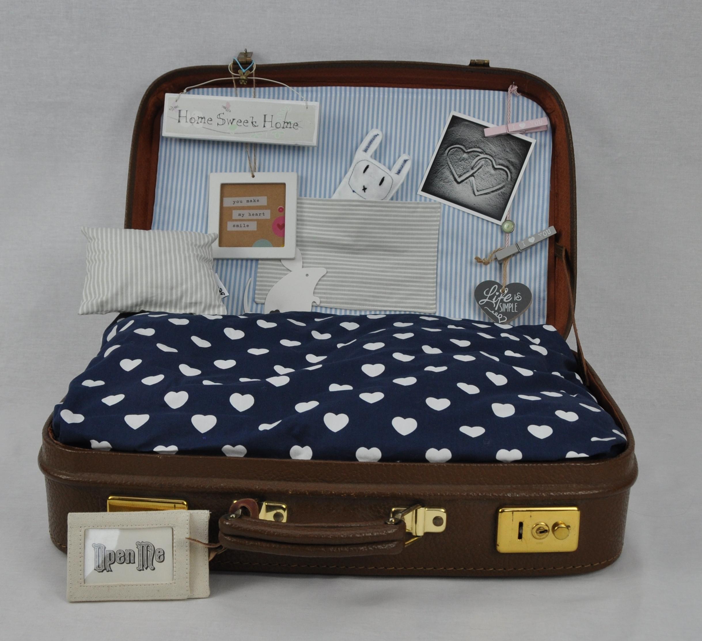 Kofferkörbchen Hase1