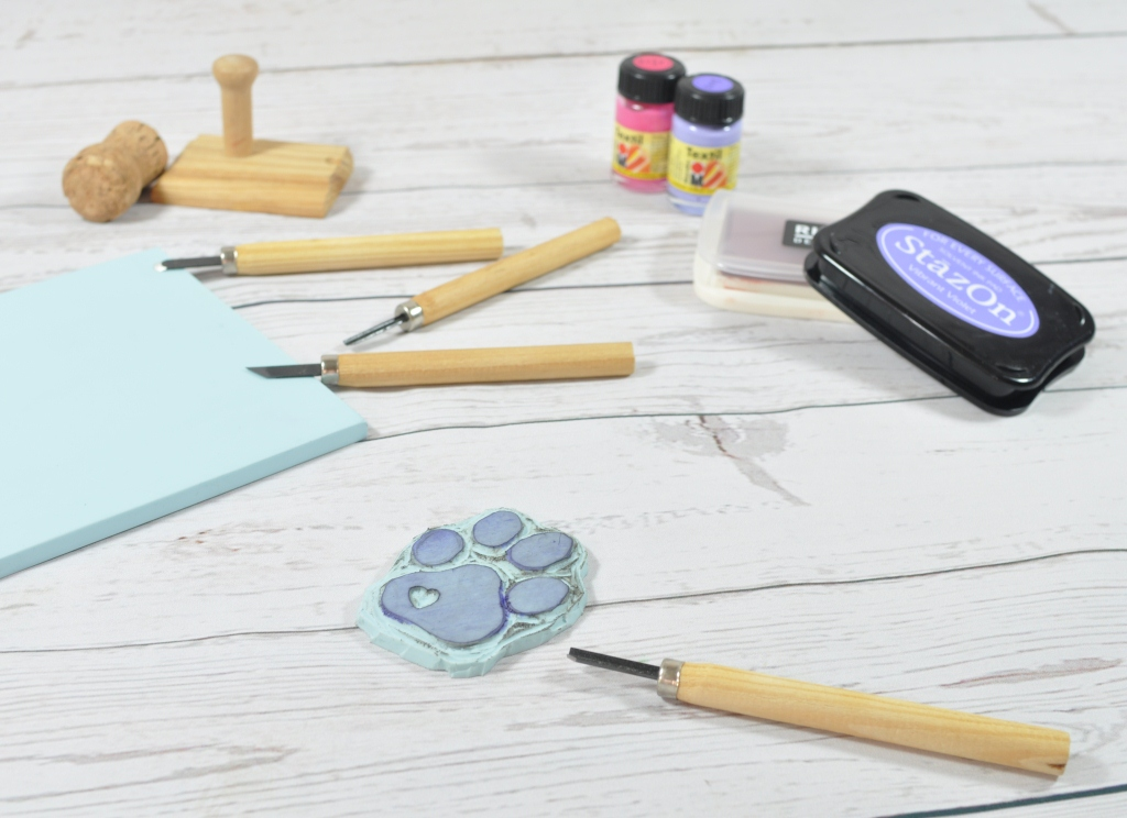 stempeln kreativ sein mit selbstgeschnitzten stempeln. Black Bedroom Furniture Sets. Home Design Ideas