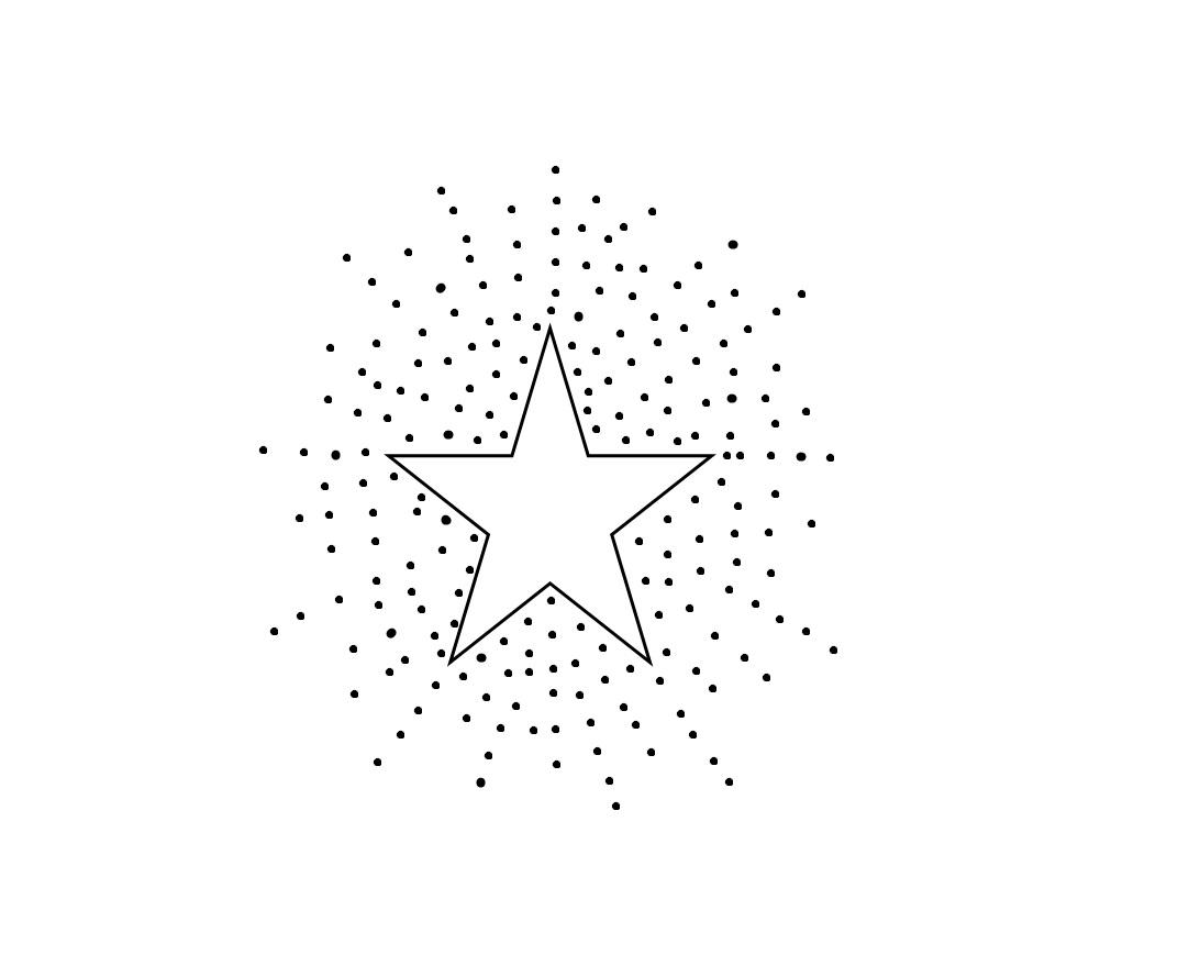Anleitung* Strass-Stern-Applikation - Zucker und Zimt Design