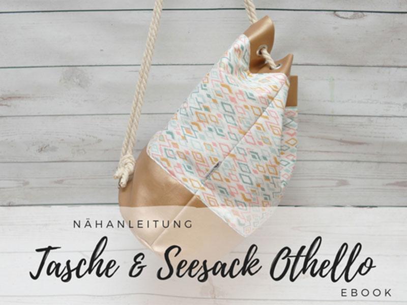 Schnittmuster Tasche │ Seesack │ Rucksack Othello [eBook] - Zucker ...