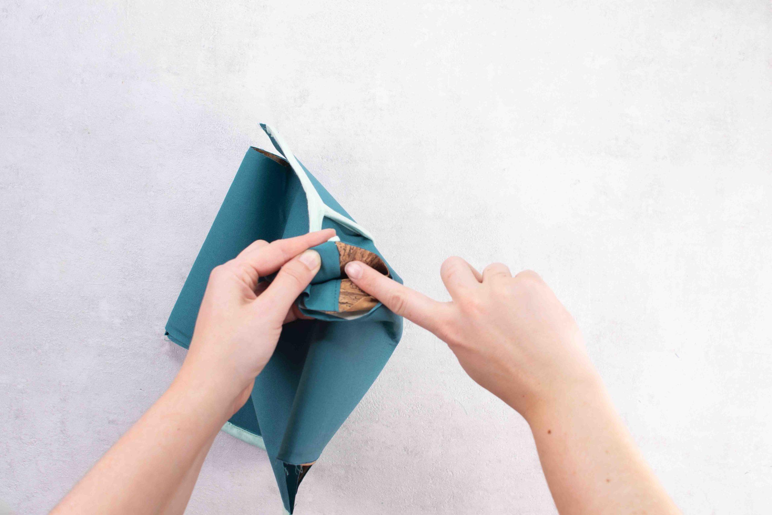 kostenloses Schnittmuster Kosmetiktasche quadratisch _www.zuckerundzimtdesign.com